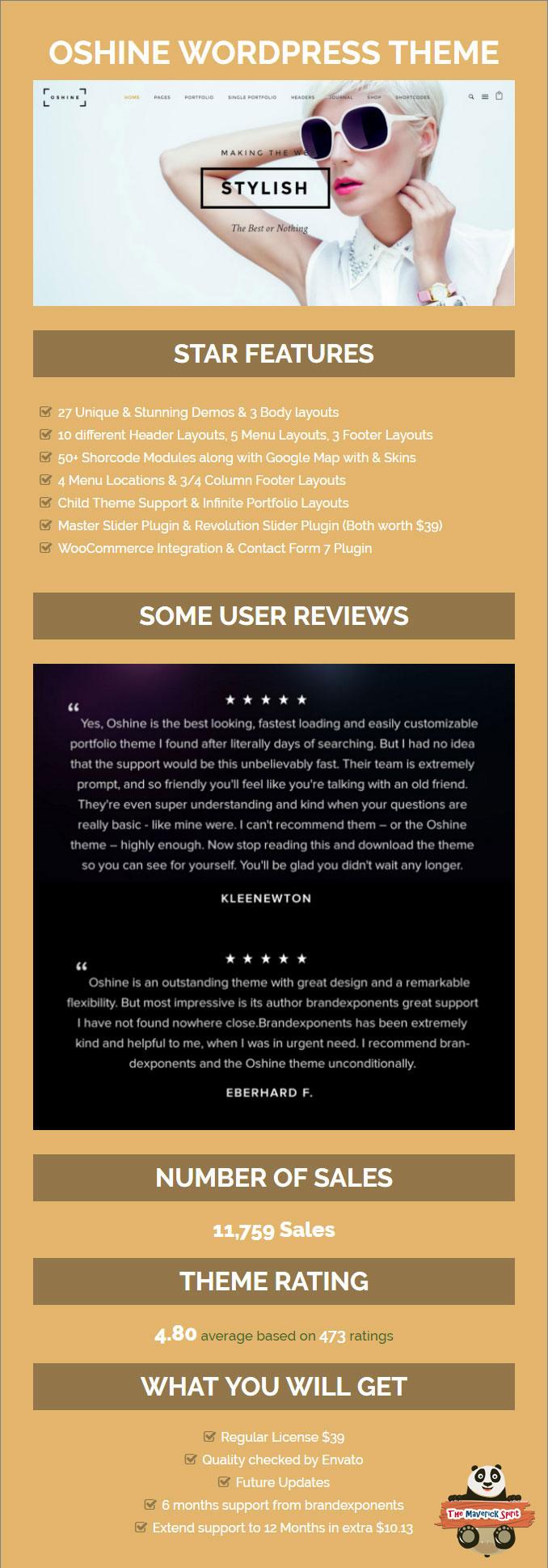 oshine-best-one-page-wordpress-themes-the-maverick-spirit