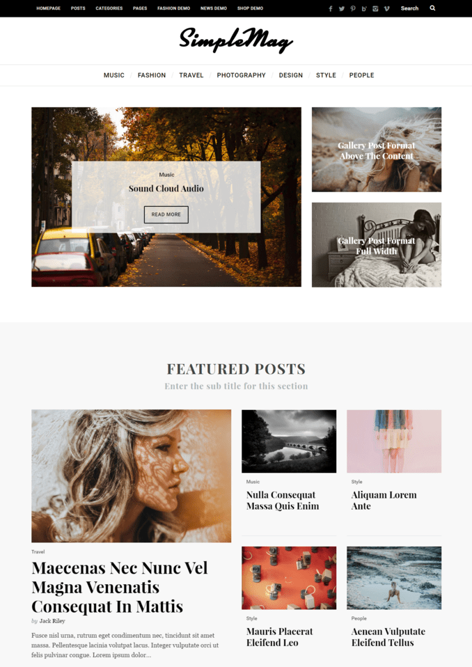 simplemag-news-magazine-wordpress template