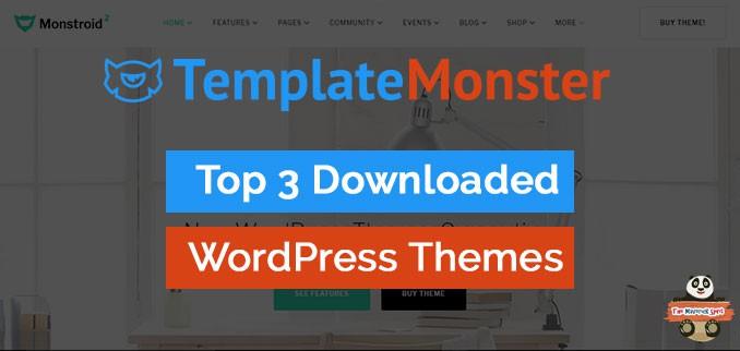 Ziemlich Vorlage Monster Wordpress Themen Zeitgenössisch ...