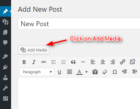 add-media-in-wordpress-post