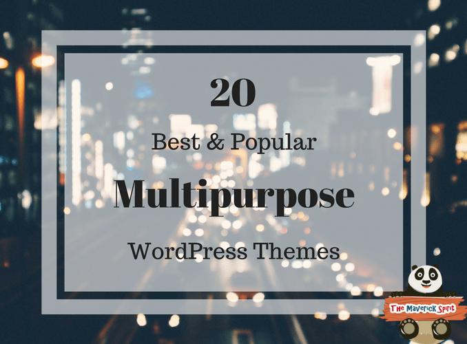 Best-Multipurpose-WordPress-Themes-The-Maverick-Spirit