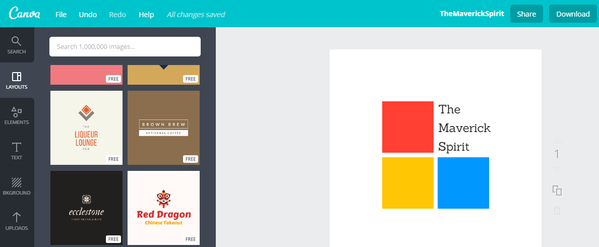 Canva-free-logo-maker-design-tool