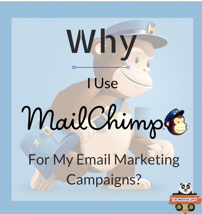 MailChimp Email Marketing Platform The Maverick Spirit
