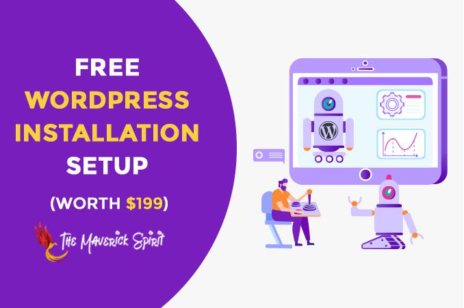 free-wordpress-installation-services-themaverickspirit