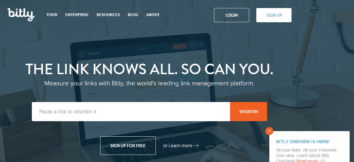 Bitly-link-Management-Platform