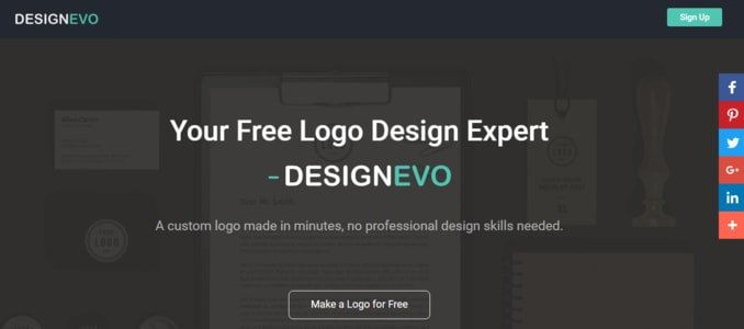 DesignEvo-Free-Logo-Maker-Tool-for-creating-professional-logos