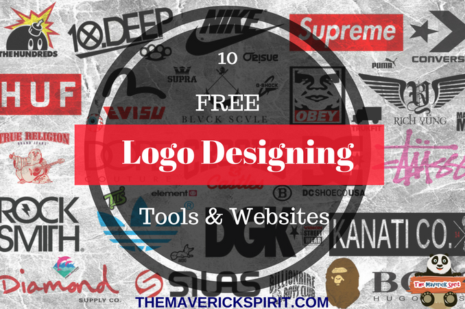 Free-Logo-Maker-Online-Designing-Tools-Softwares-Websites-The-Maverick-Spirit