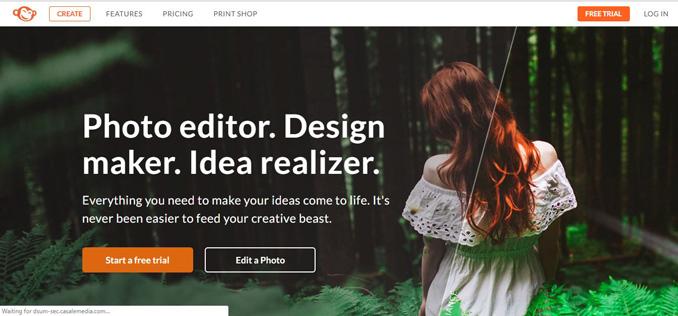 PicMonkey Free Logo Maker-Creator-Photo Editor-Graphic Design Maker Tool