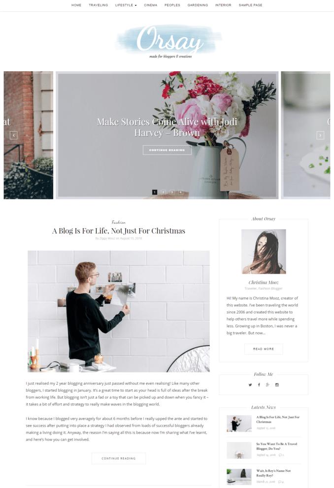 orsay-Elegant-Lifestyle-Blog-WordPress-website-Template