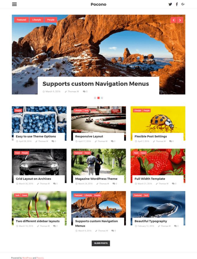 pocono-wordpress-theme-for-lifestyle-blogs