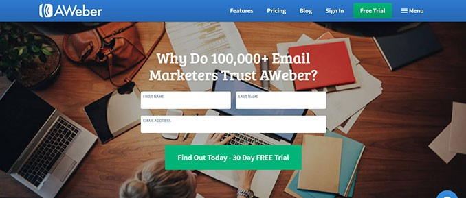 aweber-best-email-marketing-service