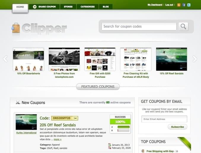 Clipper-amazon-wordpress-theme