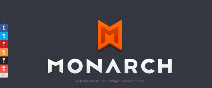 Monarch-best-social-sharing-button-wordpress-tool