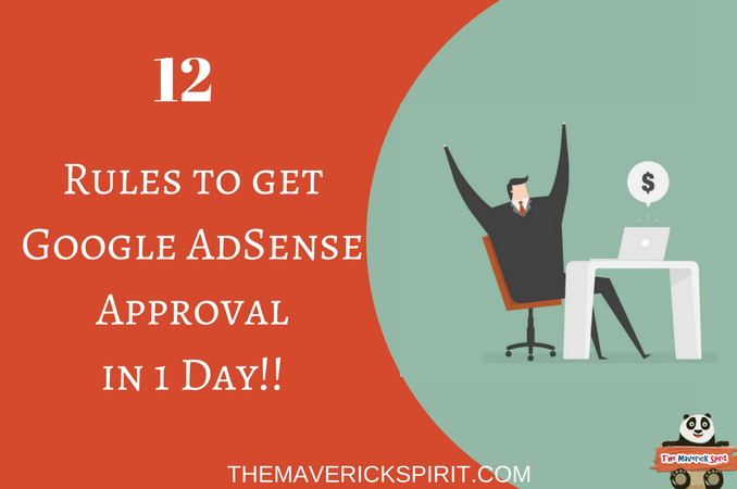 google-adsense-account-approval-process-the-maverick-spirit