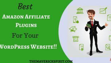Best-Amazon-Associates-Affiliate-Plugins-for-Your-WordPress-Website-the-maverick-spirit