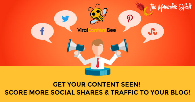 viral-content-bee-free-blog-post-promotion-platform-themaverickspirit