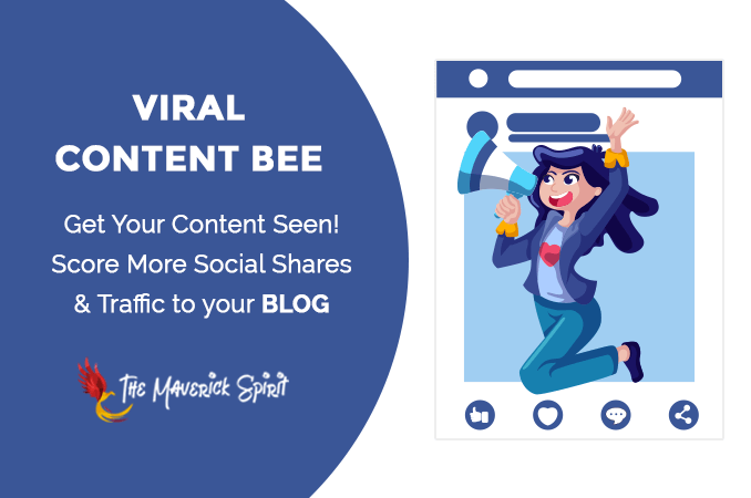 viralcontentbee-free-blog-website-social-media-promotion-tool-themaverickspirit