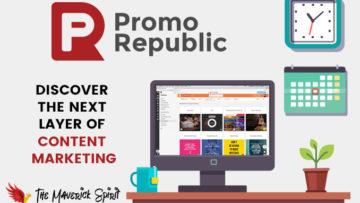 PromoRepublic-Best-Social-Media Marketing Tool to Minimize your Social Efforts-themaverickspirit