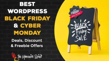 best-black-friday-cyber-monday-wordpress-deals-themaverickspirit