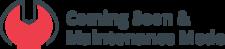 coming-soon-maintenance-mode-logo