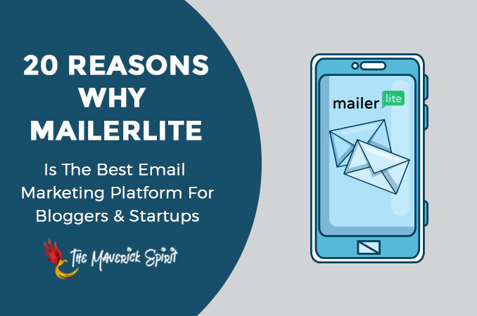 Email Marketing Mailerlite Open Box