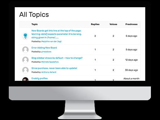discussion-board-pro-top-question-answer-wordpress-forum-plugin
