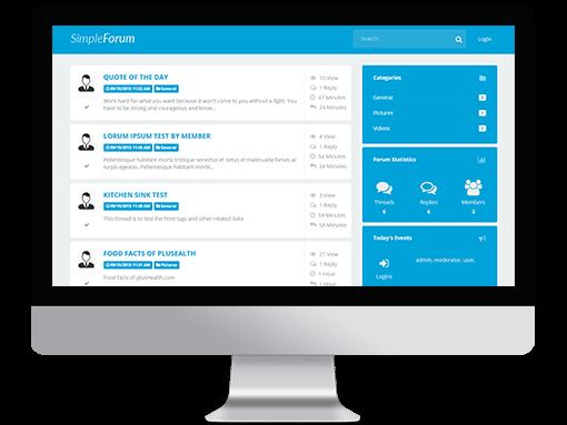simple-forum-responsive-bulletin-board-community-plugin