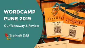 wordcamp-pune-2019-takeaways-and-reviews