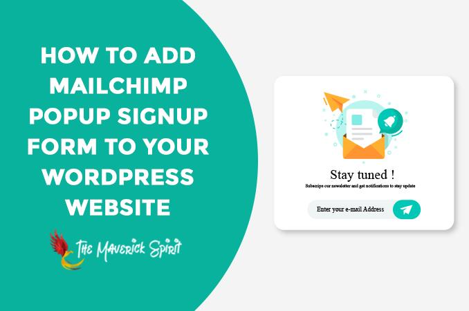 add-mailchimp-popup-signup-form-to-wordpress-website
