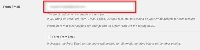 email-from-settings
