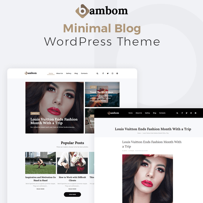 bambom-multipurpose-lifestyle-minimal-wordpress-theme