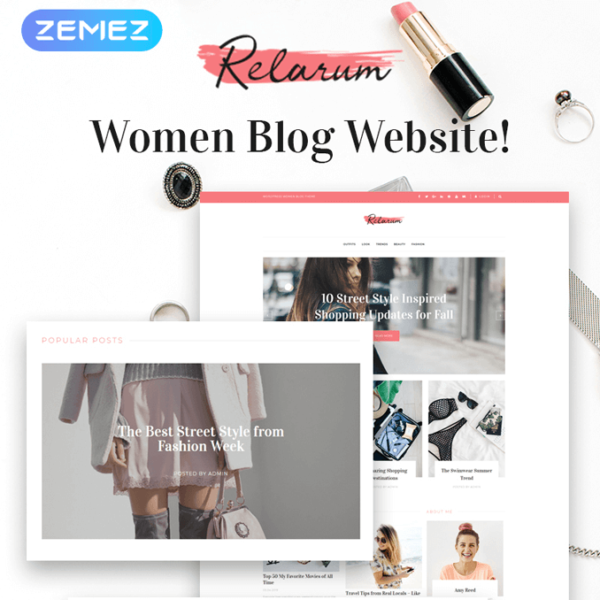 relarum-women-blog-multipurpose-classic-elementor-wordpress-theme