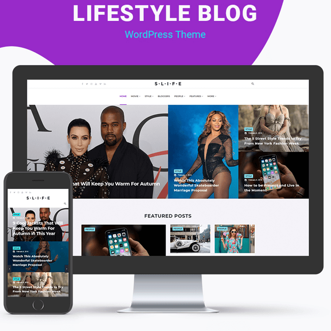 slife-lifestyle-wordpress-blog-theme