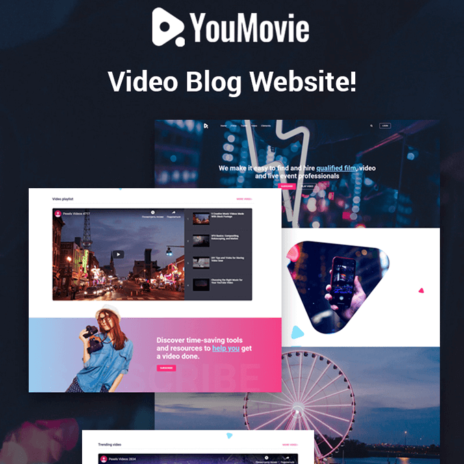 youmovie-videography-elementor-wordpress-blog-theme
