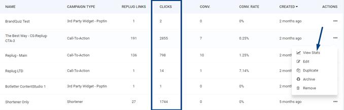 analytics-report-of-replug-link-shortening-tool