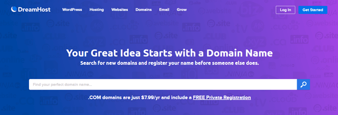 dreamhost-buy-affordable-domain-names-and-hosting-packages