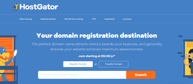 hostgator-best-hosting-and-domain-name-provider