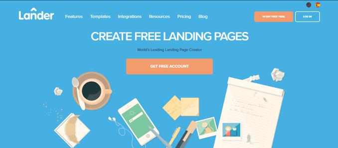 lander-app-free-landing-page-creator-tool