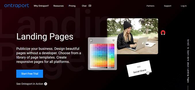 ontraport-best-website-builder-for-landing-pages