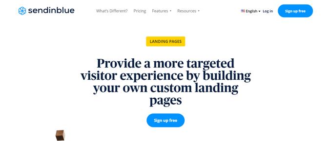 sendinblue-easy-landing-page-builder
