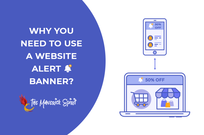 how-to-create-website-alert-banners-to-keep-visitors-informed-themaverickspirit
