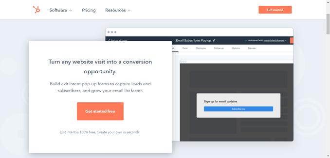 hubspot-free-exit-intent-popup-plugin