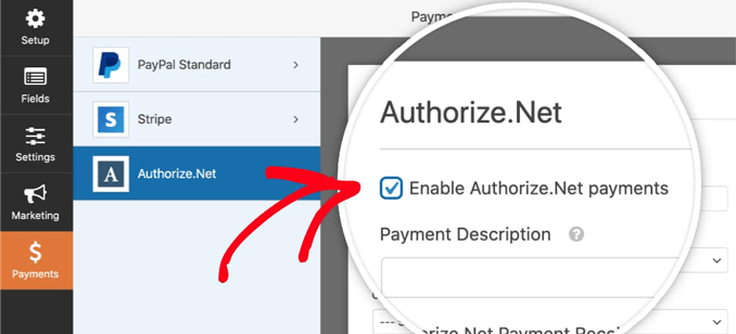 enable-authorize-net-payments-in-form