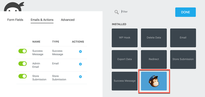 integrate-mailchimp-email-marketing-with-ninja-forms
