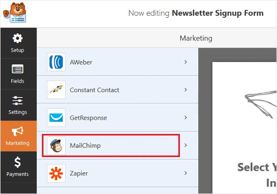 wpforms-with-mailchimp-integration