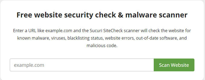 sucuri-free-website-security-check-and-malware-scanner